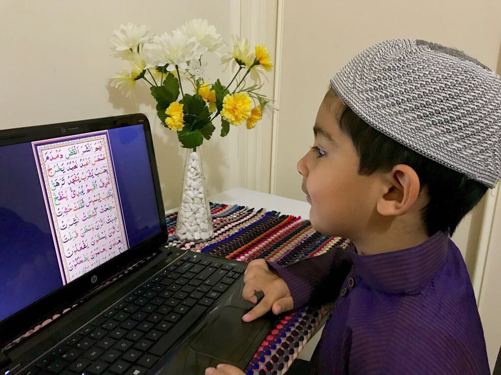 Online Quran Classes in the UK