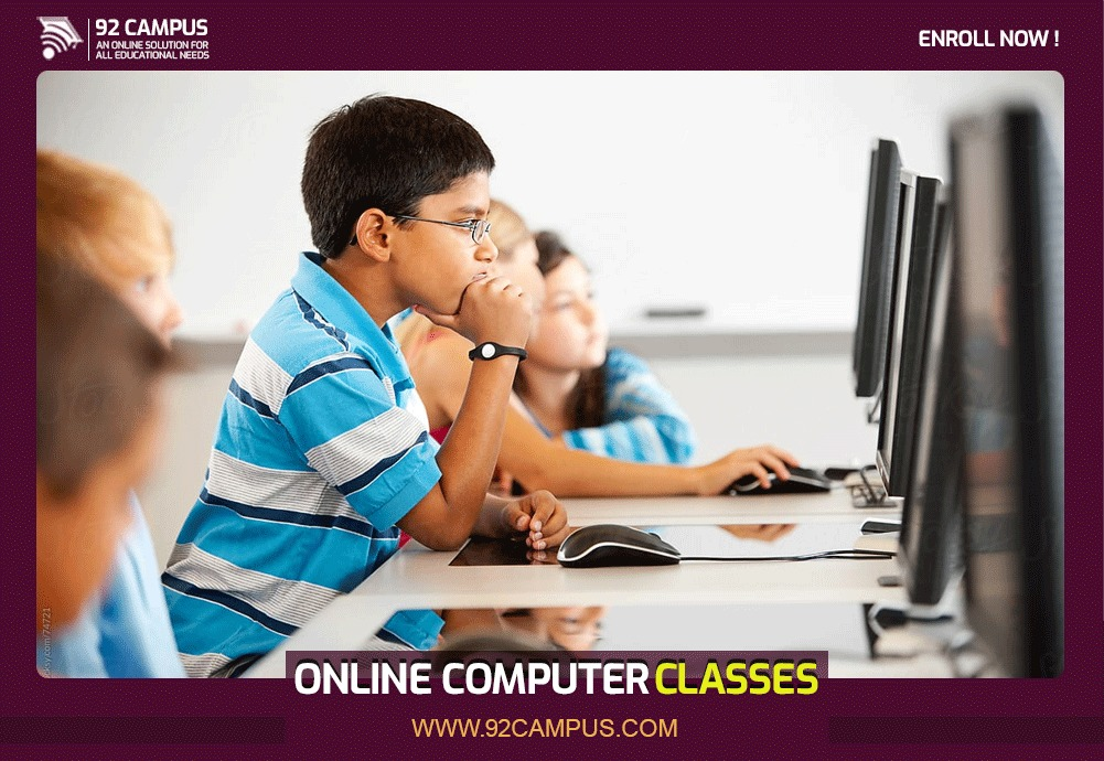 Learn Computer Courses from Online Quran Academy