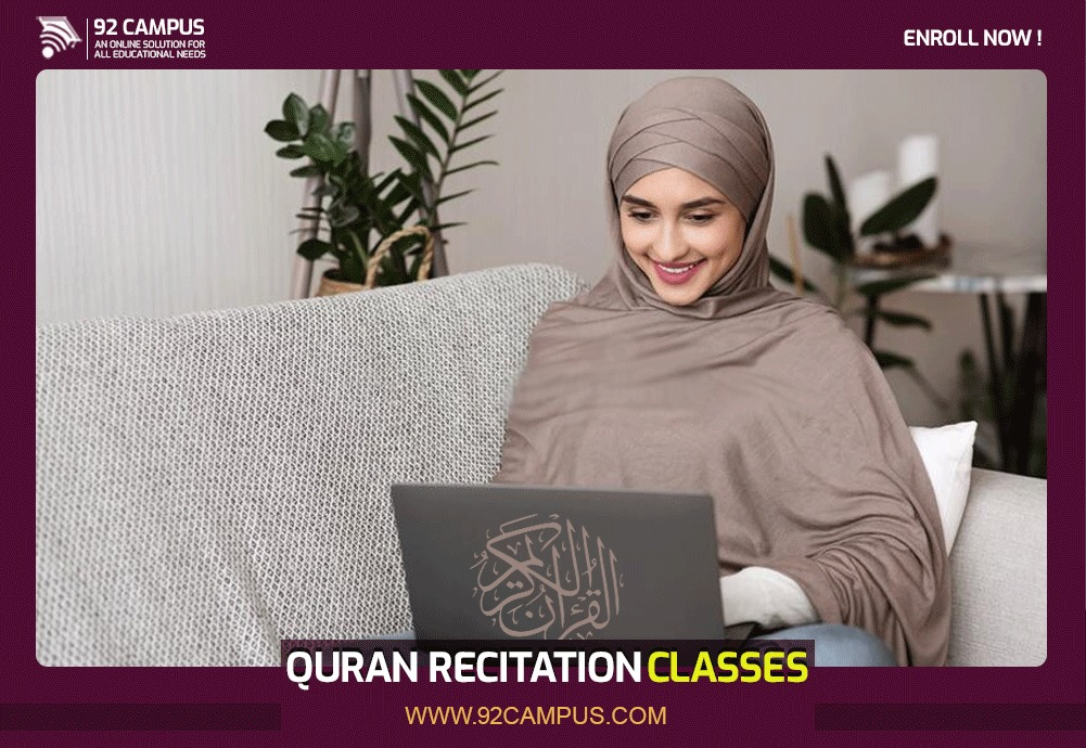 Learn how to recite Quran at our online Quran Academy
